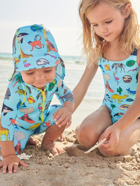 Planet Friendly swimwear