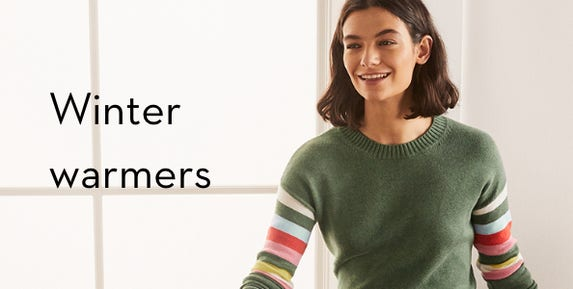 Women's Winter Warmers