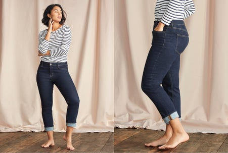 Shop Slim Straight Leg Jeans